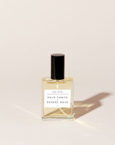 Pairings Collection Eau De Parfum in Palo Santo / Desert Rose