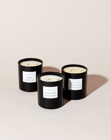 Pairings Collection Candle in Palo Santo / Desert Rose