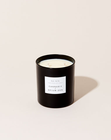 Pairings Collection Candle in Cannabis / Opium Den