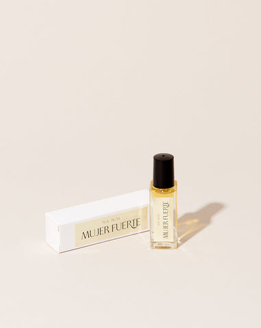 Mujer Fuerte Roll On Perfume Oil