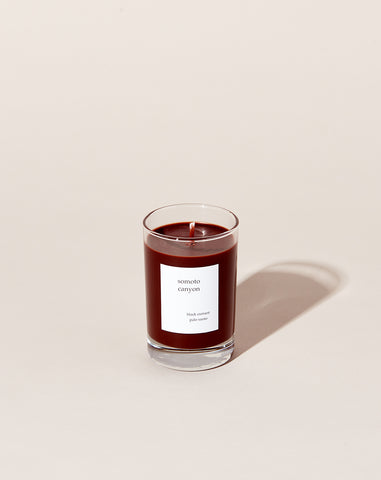 Places Collection: Somoto Canyon Candle