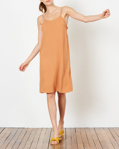Finley Slip Dress in Twig