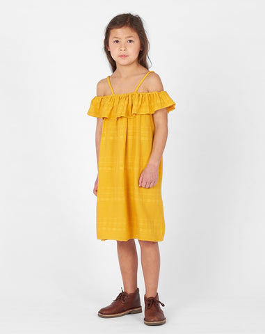 Nicks Textured Dress in Mango