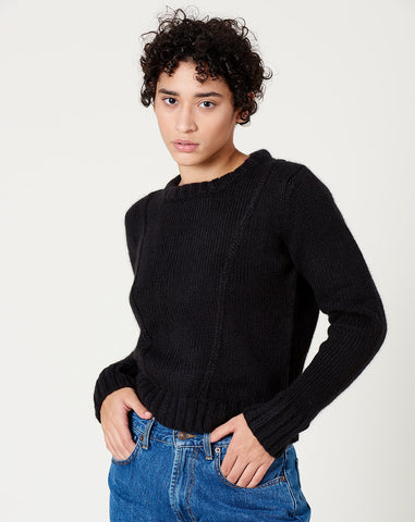 Dalton Sweater in Black