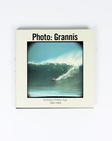 Vintage Photo: Grannis; Surfing's Golden Age
