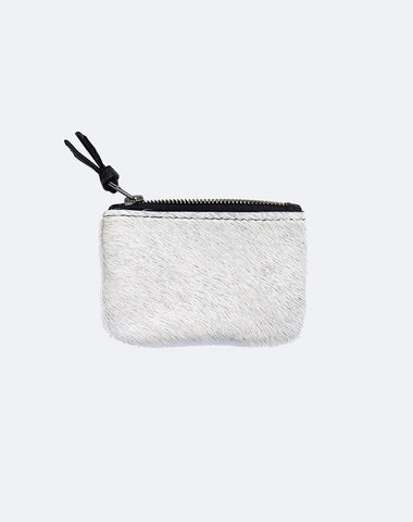 Small Pouch in Grey