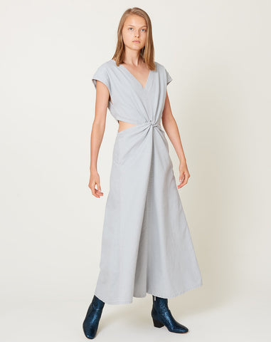 Albero Dress in Grey