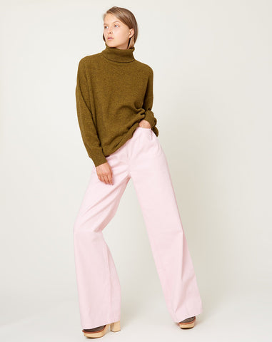 Enzo Pant in Pink