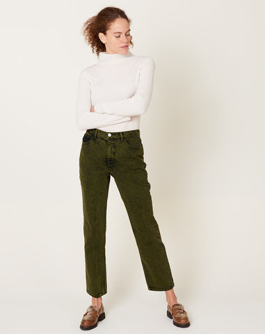 New Norm Pant in Olive