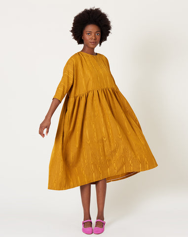 Oust Dress in Gold