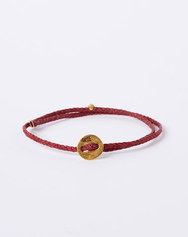 Signature Bracelet in Red