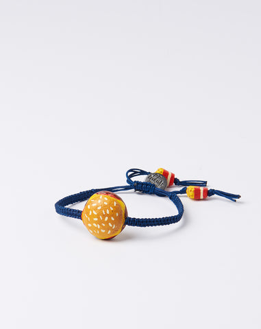 Burgers and Fries Bracelet