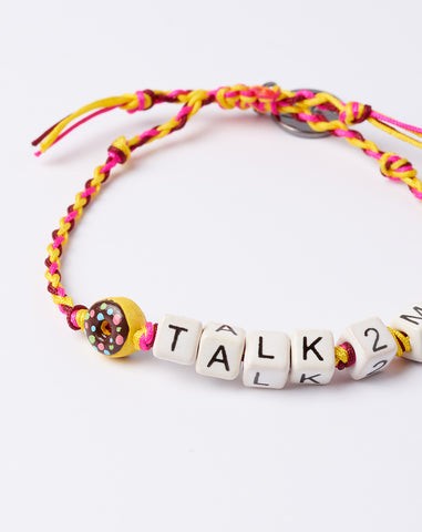 Don't Talk To Me Bracelet