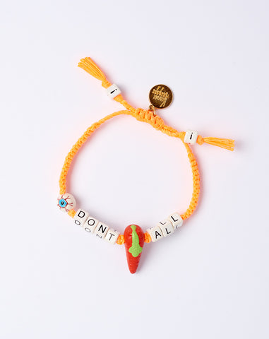 I Don't Carrot All Bracelet