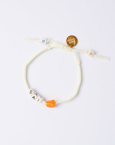 """Say Cheese!"" Bracelet"