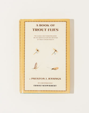 A Book of Trout Flies