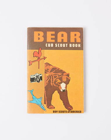 Bear Cub Scout Book by Boy Scouts of America