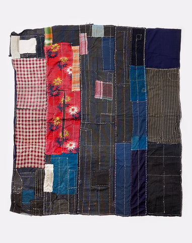 Japanese Multi Patched Quilt