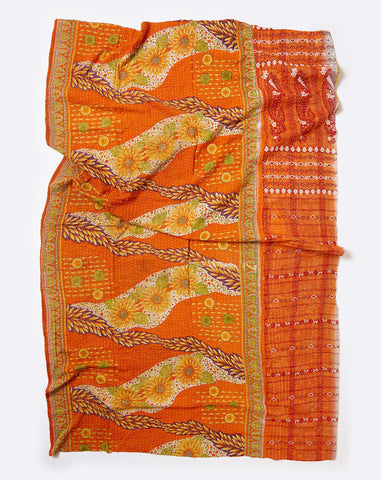Kantha Throw II