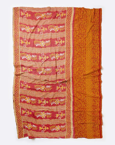 Kantha Throw IV