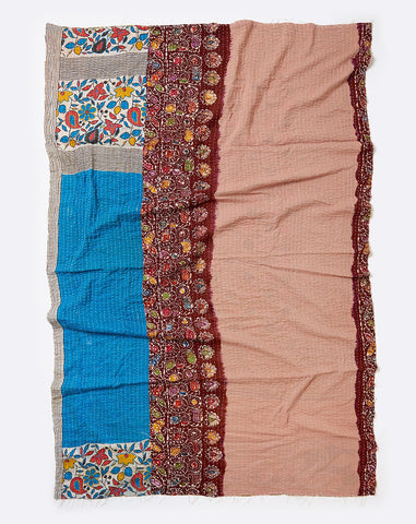 Kantha Throw VI
