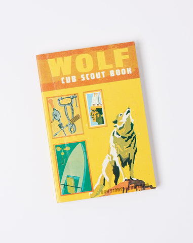 Wolf Cub Scout Book by Boy Scouts of America