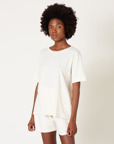 Easy Big Tee in Natural