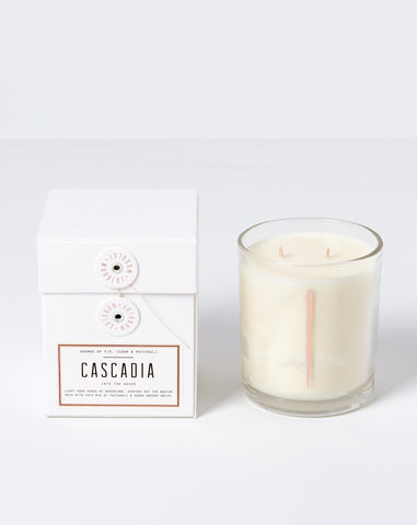 Cascadia Candle 13.5 Ounces