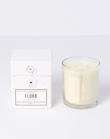 Flora Candle 13.5 Ounces