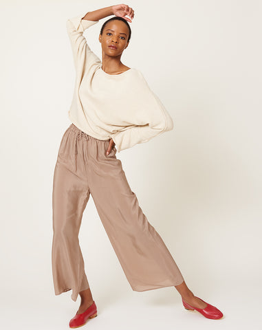 Hortense Pants in Washed Stone