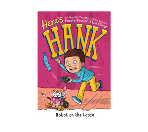 Here's Hank - Robot on the Loose