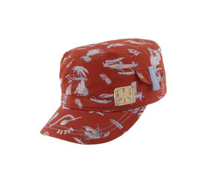 Dozer Cap - Cruiser Red
