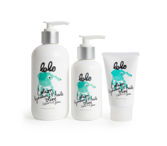 LOLO Olive Oil Lotion