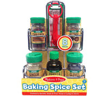 MD Pretend Play Baking Spice Set
