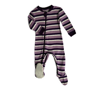 ZippyJamz Stripes - Purple