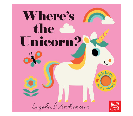 Nosy Crow - Where's the Unicorn