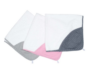 Juddlies Bamboo Hooded Towel Assorted Colors
