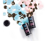 Pearhead Gender Reveal Confetti Poppers