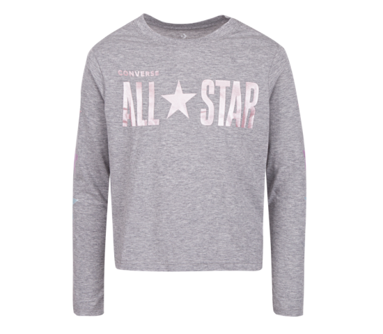 Converse All Star Crop Tee