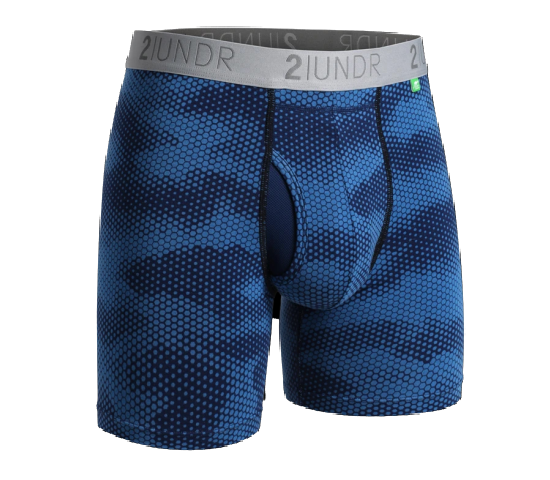 "2 UNDR 6"" Boxer Briefs - Assorted Prints"