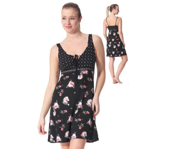 Arianne Chemise Floral Romance