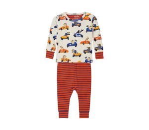 Hatley Toddler PJ's - Racing Critters