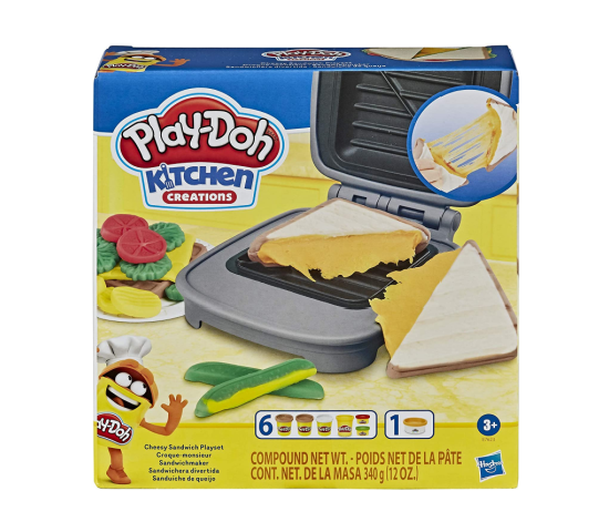 Play-Doh Sandwich Making Set