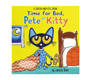Time for Bed Pete the Kitty