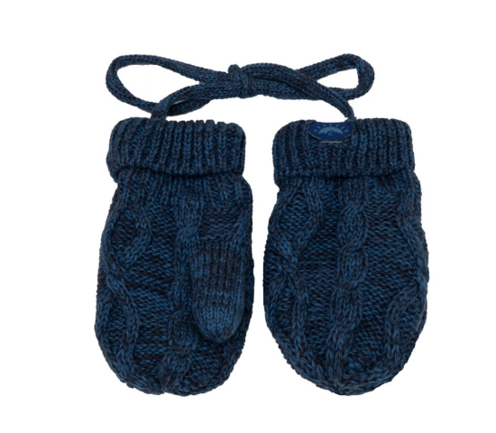 Calikids Baby Knit Mittens