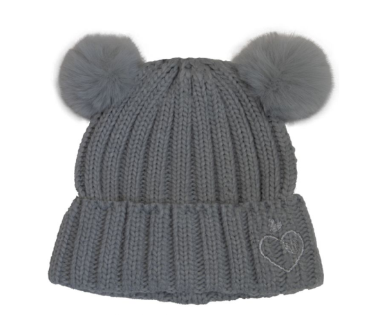 Calikids Cashmere Touch Knit Hat