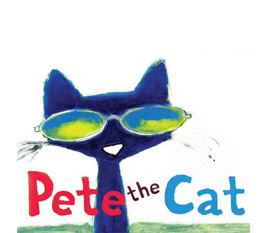 Pete the Cat Books