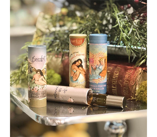 Barefoot Venus Rollerball Perfume Assorted Scents