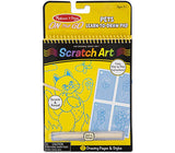 MD On-the-Go Scratch Art Assortment