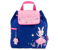 SJ Quilted Backpacks Assorted Styles Girls